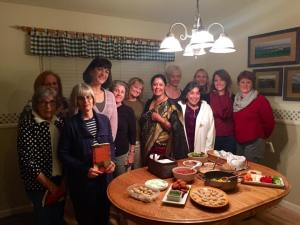 Meera Klein, book club, My Mother's Kitchen, book club appearances, fiction, contemporary fiction